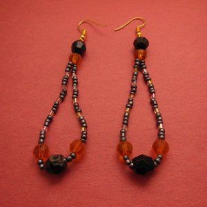 Handmade Earrings - My New Design